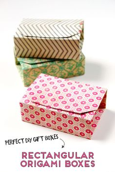 — Gathering Beauty Make these Rectangular Diy Origami Boxes from a single sheet of paper. Perfect to hold your handmade gifts.Make these Rectangular Diy Origami Boxes from a single sheet of paper. Perfect to hold your handmade gifts. Diy Origami Box, Origami Gifts, Origami Ball, Origami Tutorial, Origami Paper, Dollar Origami, Origami Bookmark, Origami Instructions, Origami Templates