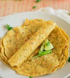 Pan indio de rábano | #Receta de cocina | #Vegana - Vegetariana ecoagricultor.com