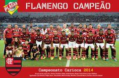 Flamengo, campeão carioca