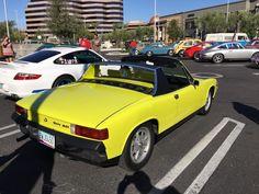 Classic Porsche -