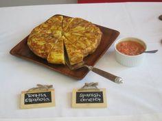 Tortilla Espanola from 1252 Tapas Bar