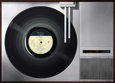 World Records Vinyl by Kai Schaefer