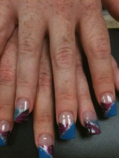 Sept's nails