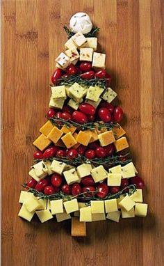 Sapin de Noël pour l'apéritif - #noel #christmas #plat #recette #fête #holiday