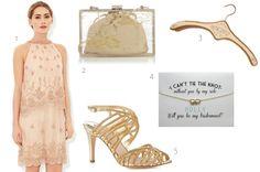 5 Gorgeous Ways to Style Casual Summer Bridesmaid Dresses - weddingsonline.ie [Gatsby Wedding] Summer Bridesmaid Dresses, Bridesmaids, Gatsby Wedding, Casual Summer, Style, Swag, Bridesmaid, Outfits, Bridal