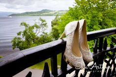 Some shoes just want to have fun... by Glasgow Wedding Photographer Ian Arthur http://www.ianarthur.co.uk/weddings