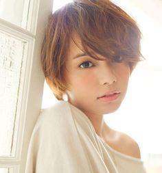 Korean Short Hairstyles for Women 2013 - New Hairstyles, Haircuts & Hair Color Ideas