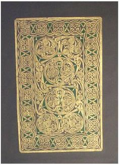6th century brass rubbing
