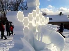 Image result for snow fort