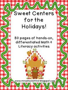 Sweet Christmas Centers