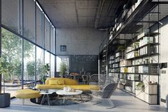 Lofts that are anything but industrial and stark