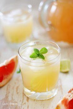 Suc de fructe cu ghimbir detaliu - Sun Food