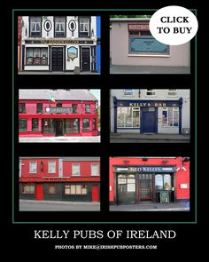 Family Name Pub Posters Ned Kelly, British Pub, Poster Prints, Posters, Prints For Sale, Fathers Day Gifts, Ireland, Fuji Film, Names