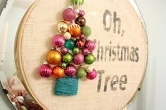 Oh, Christmas Tree Wreath!  http://www.52mantels.com/2011/12/oh-christmas-tree-wreath.html