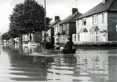 Bristol floods 1968 Anyone know this road?