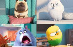 pets a vida secreta dos animais trailer animação personagens