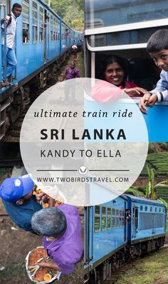 Best train journey in the world - from Kandy to Ella - Sri Lanka, By Two Birds Travel