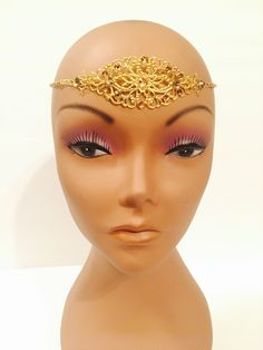 A personal favorite from my Etsy shop https://www.etsy.com/listing/503183199/crystal-lace-circlet-made-in-a-gold