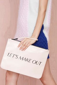Nasty Gal x Nila Anthony Make Out Clutch | Shop Accessories at Nasty Gal