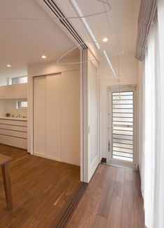 Small House Design, Laundry Room, Garage Doors, Interior Design, Outdoor Decor, Closet, Furniture, Home Decor, Ideas