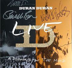 Win a signed of A DIAMOND IN THE MIND vinyl: http://duran.io/1kiZkmV