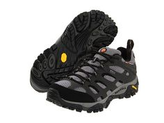 Merrell Moab Gore-Tex XCR's. Excellent light-hikers.