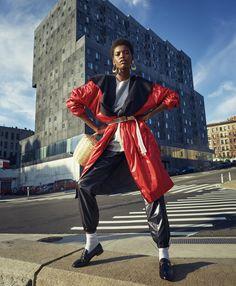 Take The A Train: Amilna Estevão by Mark Seliger for Elle US March 2017 Fashion Poses, Fashion Shoot, Editorial Fashion, Ebony Models, Black Models, Photography Women, Editorial Photography, Photography Magazine, Portrait Photography