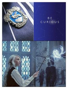 Luna Lovegood Aesthetic by gamelicker on Polyvore featuring Luna