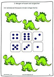 Rechenkiste 1: Formen, Farben, Reihenfolgen, Mengen bis 6