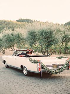 Classic Charles Krug Winery Wedding  Read more - http://www.stylemepretty.com/2014/01/07/classic-charles-krug-winery-wedding/
