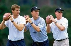Three QB'S