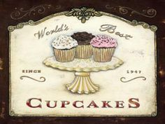 World's Best Cupcakes – Angela Staehling