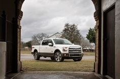 2016 King Ranch Ford F-150 Price and Specs