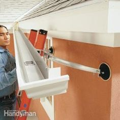 1000 Images About Gutter Diy On Pinterest House Roof