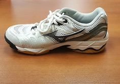 Clothing 159130: Mizuno Womens Wave Rally Volleyball Shoe - Size 5.5 -> BUY IT NOW ONLY: $40.0 on eBay!