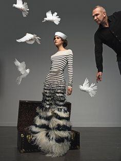 Jean-Paul Gaultier © Stephane Gallois