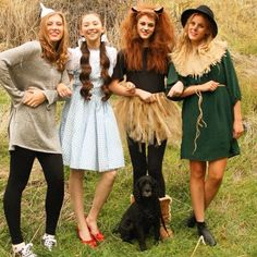 Friends/Group Costume Ideas! #Fashion #Musely #Tip