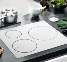 Piani cottura: Piano cottura EHD 60127 IW di Electrolux | #design #technology #cooking #kitchen #webmobili