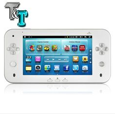 """Android Gaming Tablet """"Pearl"""" - Console Emulator for Classic Games"""