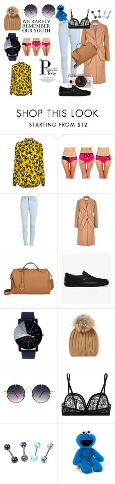 """""""Sem título #12913"""" by nathsouzaz ❤ liked on Polyvore featuring Diane Von Furstenberg, River Island, Fendi, Spitfire, Eres and Urban Outfitters"""