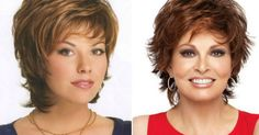 A legcsinosabb frizurák 40 év feletti, kerek arcú hölgyeknek! Vonzóak és nőiesek!