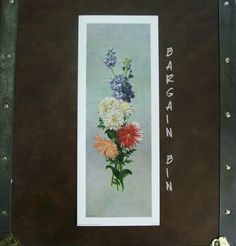 Items similar to Litho Ninetta Flowers 1960 Donald Art Co. 3306 on Etsy Wholesale Outlet, Team Gifts, Poster On, Ephemera, Craft Supplies, Independent Business, Crafting, Etsy Shop, Awesome Things