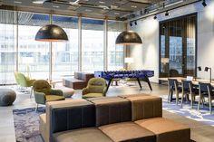 Novotel Amsterdam Schiphol Airport by Mulderblauw architects © Abaca Corporate/Barbara Zonzin