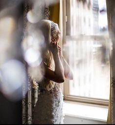 Working with @chelle_reiser to make her fairytale wedding come true was absolutely wonderful! This #realbride had such a beautiful vision…