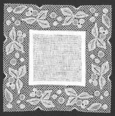 Trilliumlace _scarfs_and Patterns