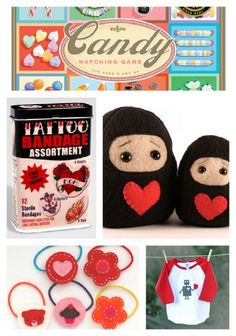 Valentine's Day gift ideas for kids-- or kids at heart