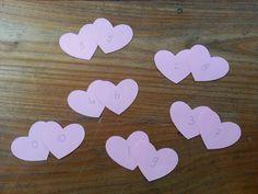 Verliefde harten!