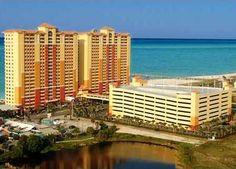 Panama City Condo Vacations   1203 Calypso Resort Tower I - Panama City Beach, Florida