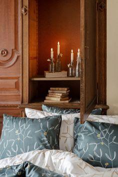 Tunnelmallinen ja jouluinen Misteli-pussilakanasetti on täydellinen joulun aikaan. My Design, Interior Design, Home Decor, Nest Design, Decoration Home, Home Interior Design, Room Decor, Interior Designing, Interiors