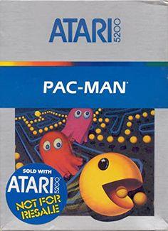 Puckman (1980) Man Games, Games Box, Games To Play, Classic Video Games, Retro Video Games, Retro Games, Tabletop Arcade Games, Pac Man Videos, Playstation